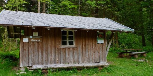 Hütte Dreieck