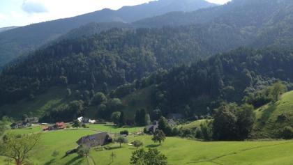 Blick auf den Belchen von Münsterhalden
