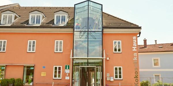 Oskar Kokoschka Haus, Pöchlarn © Donau Niederösterreich/Klaus Engelmayer