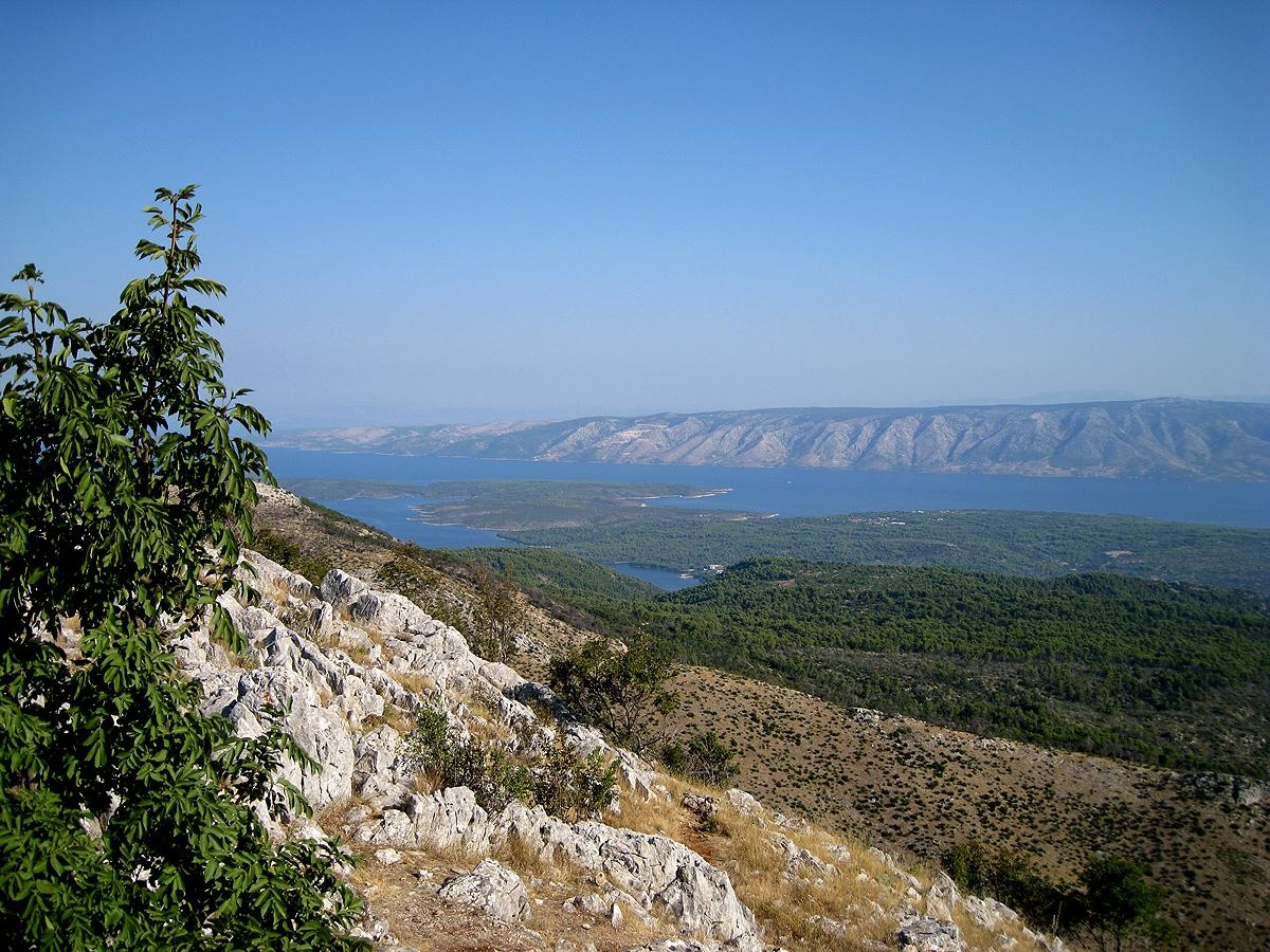 Hiking in Croatia