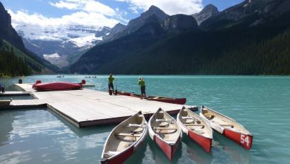 Der Lake Louise