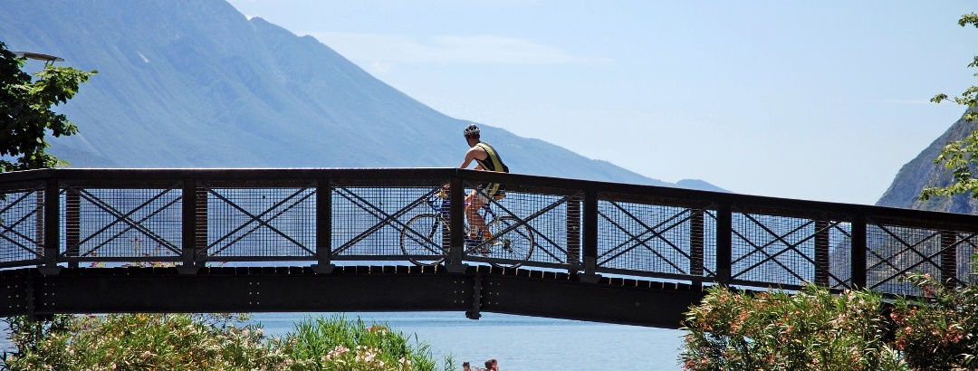 Lungolago a Riva del Garda