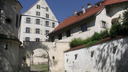 Das schöne Schloss Achberg
