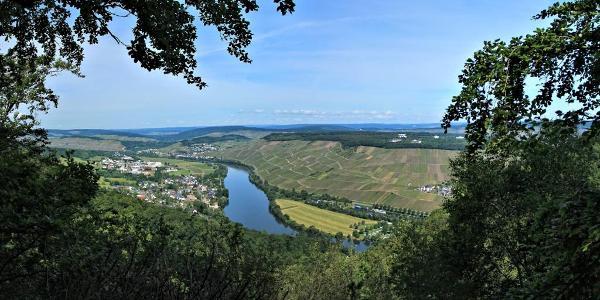 Blick von der Wilhelmshöhe