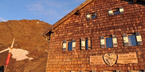 Zwickauer Hütte