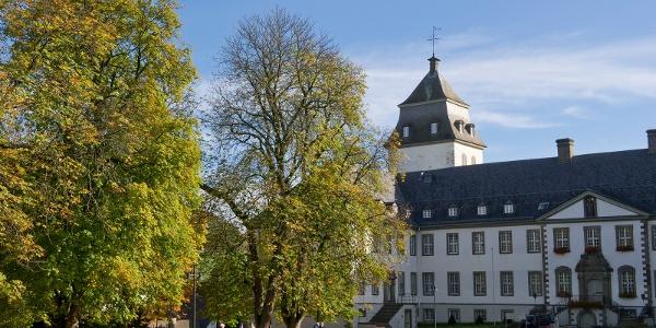 Das Kloster in Grafschaft