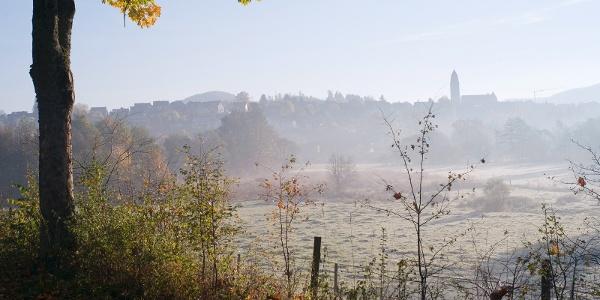 Blick über Schmallenberg
