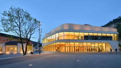 Das neue Montforthaus von Hascher & Jehle Architektur