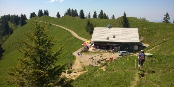 Der Berggasthof Hochhäderich