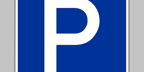 Parkplatz am Weser-Skywalk