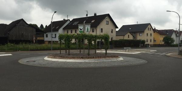 Kreisverkehr Rammersweier
