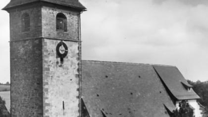 Kirche um 1930
