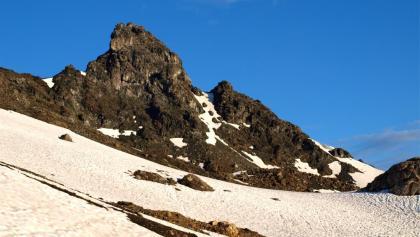 Recknerblick, Wegtafel Skiroute 2630 m
