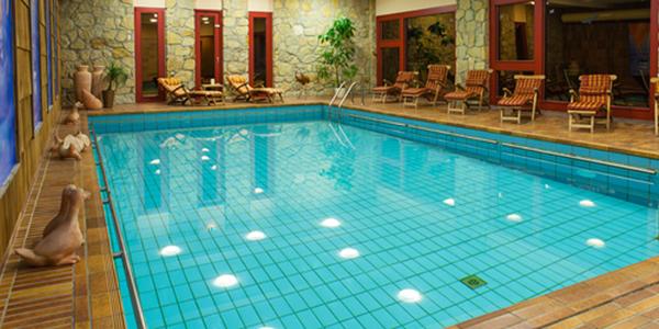 Landhotel Der Schwallenhof / Schwimmbad