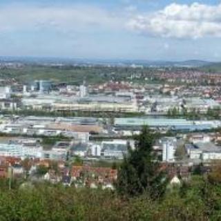 Blick auf Neckartal und Rotenberg