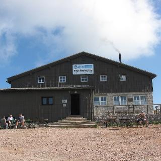 Fischerhütte 2049 m©ÖTK, Foto Roland Ladik