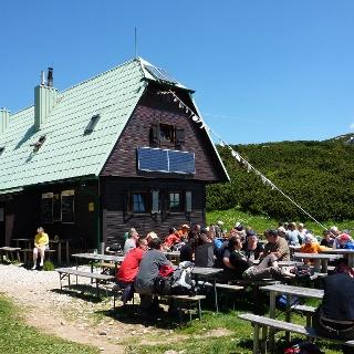 Neue Seehütte©Neue Seehuette, Foto Doris Eggl