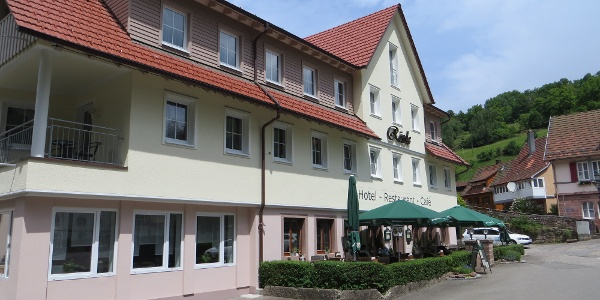Hotel Restaurant Café Rössle am Marktplatz