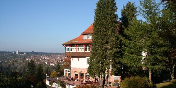 Das Hotel Teuchelwald in Freudenstadt