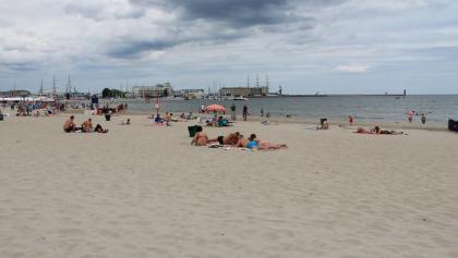 Gdynia Strand Zentrum