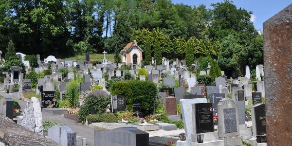 Friedhof Pitten
