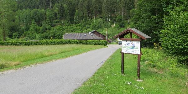 Forellenpark Kleinenztal