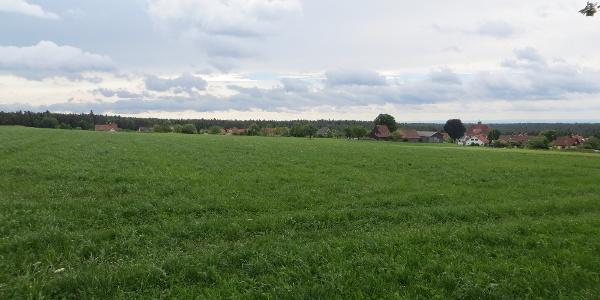 Blick über Agenbach