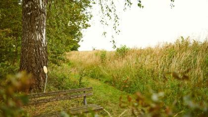Rastmöglichkeit am Weitwanderweg Nibelungengau in Artstetten