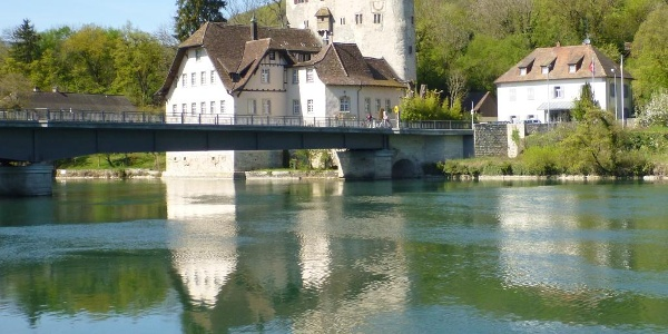Rheinbrücke Kaiserstuhl–Hohentengen