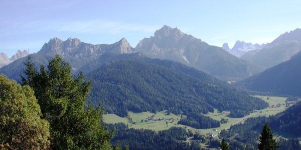 Aussichtswarte Richtung Dürrenstein