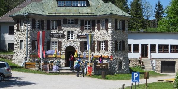 Alpin- und Heimatmuseum Hohe Wand (Copyright: Naturpark Hohe Wand)