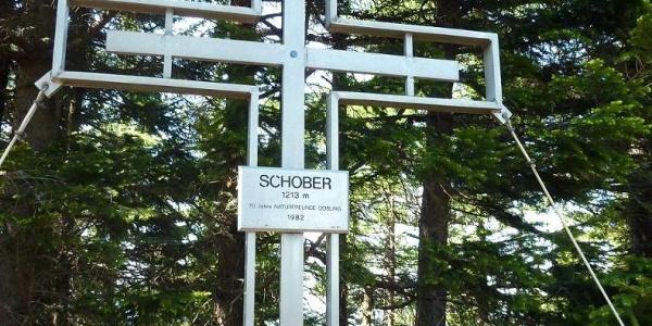 Schober-Gipfelkreuz