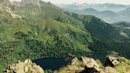 Großer und kleiner Scheiblsee