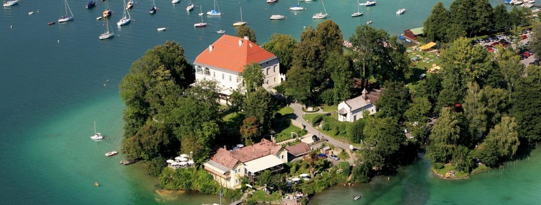 Luftaufnahme Loretto, Foto: Schrottshammer
