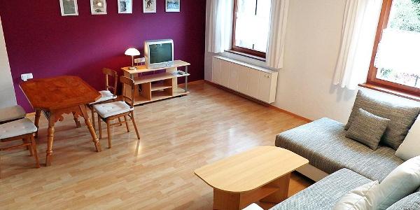 Wohnzimmer | Gratis WiFi | Kabel-TV