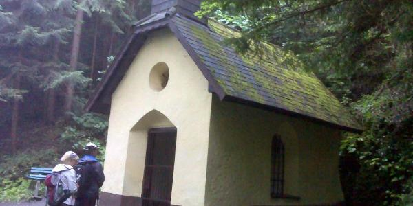 Heiligenbrunnkapelle in Hinterberg