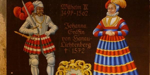 Die Grafen von Eberstein