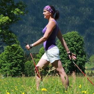 Nordic Walking in Bad Erlach