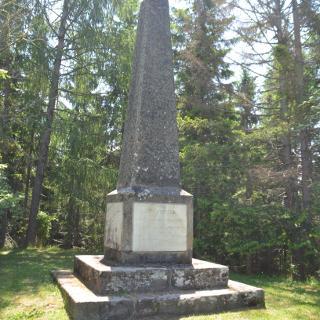 Denkmal Rudolfshöhe
