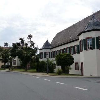 Rathaus der Gemeinde Ahorn im Ortsteil Eubigheim