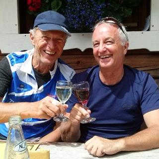 Vino rosso incontra vino bianco!