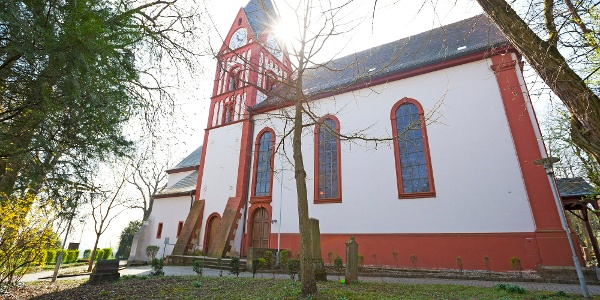 Bergkirche in Osthofen