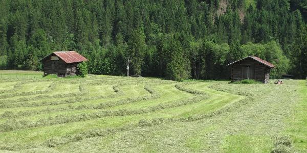 Kleinwalsertal | Walserstall Mittelberg