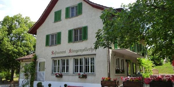 Restaurant Klingenzellerhof