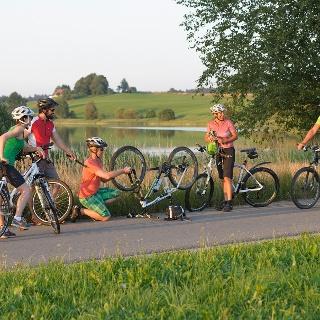 Donau-Bodensee-Radweg Etappe 1