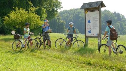 Oberschwaben-Allgäu-Radweg Etappe 5
