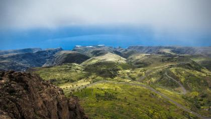 Blick von der Südspitze der Fortaleza
