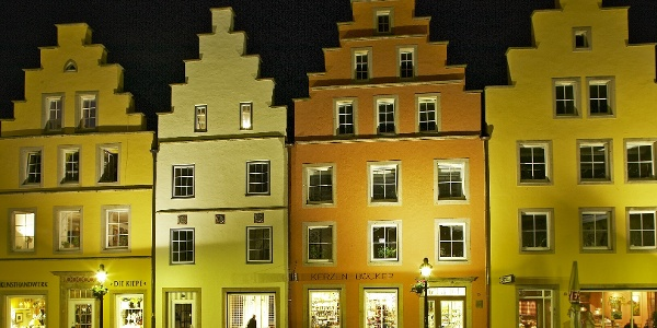 Giebelhäuser Osnabrück