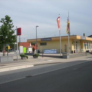 Bahnhof Gau-Algesheim
