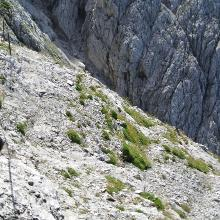 Abstieg Richtung Eibsee